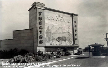 The Cactus Drive-In exterior