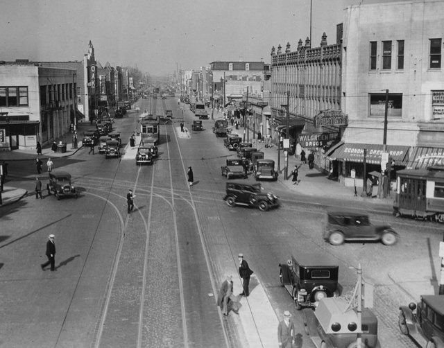 Circa 1931 photo courtesy of the Old West Town Facebook page.