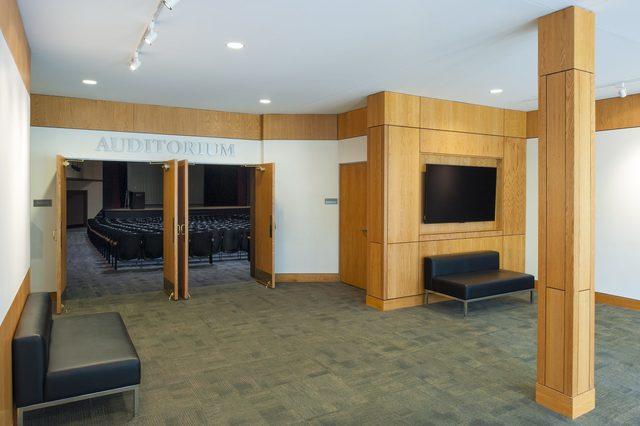 Cedar Crest College Alumnae Auditorium