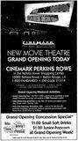 Cinemark 16 Perkins Rowe