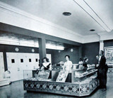Imperial Theatre Lobby snack bar area