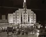 Opening night February 14, 1936 photo courtesy of Bob Staskell.