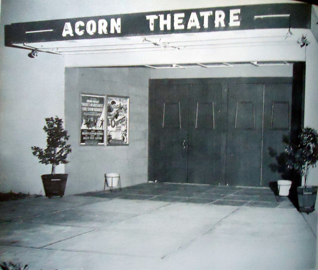 Acorn Theatre exterior