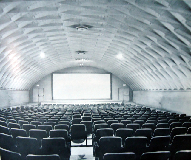 Acorn Theatre auditorium