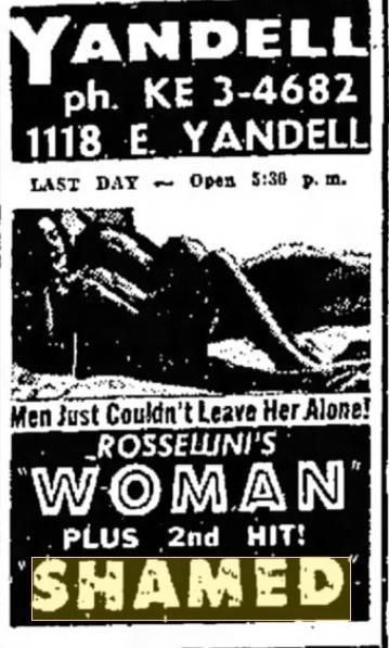 Yandell Theatre