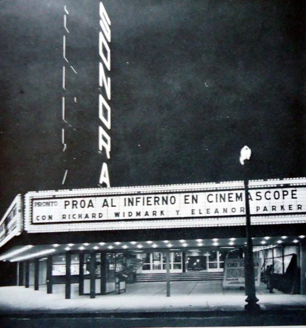 Cine Sonora exterior