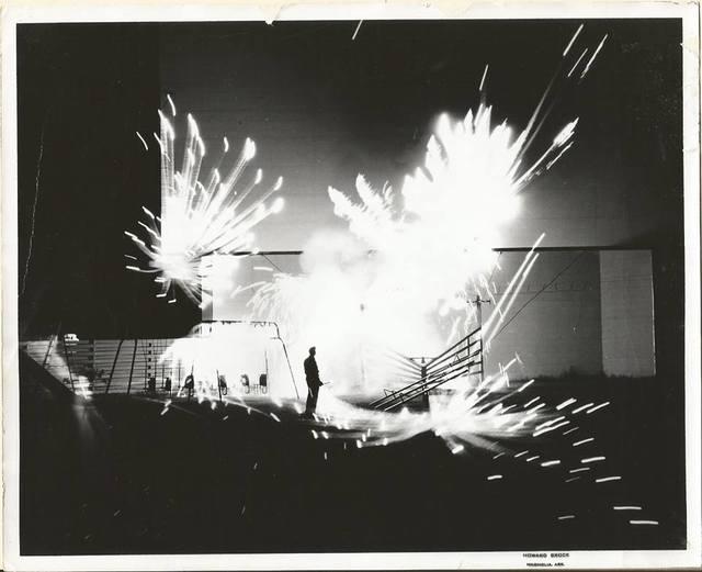 Rocket July 4th Fireworks