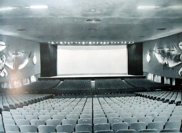 Cine Sonora auditorium