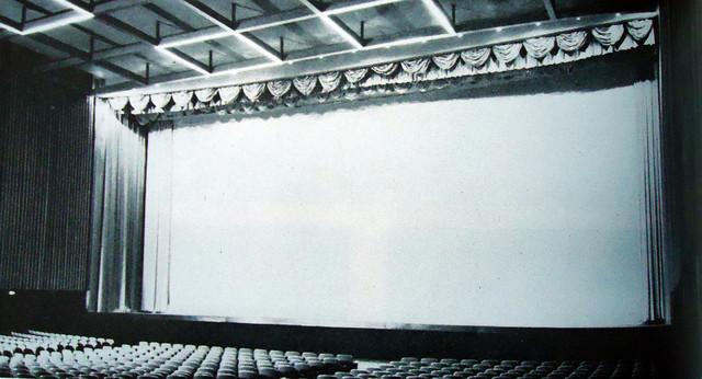 Cine Jalisco auditorium