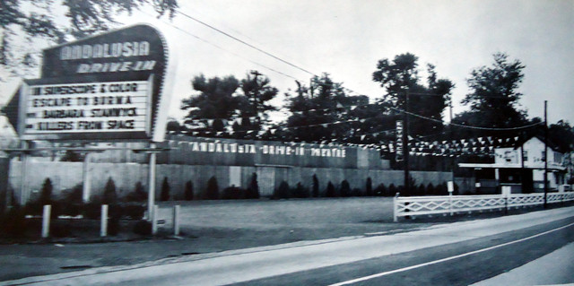 Andalusia Drive-In exterior
