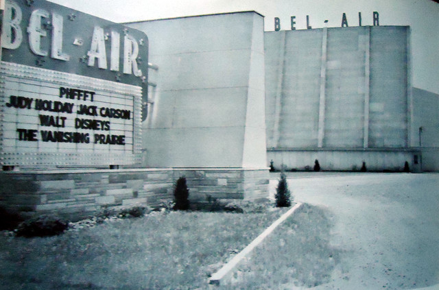Bel-Air Drive-In exterior