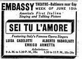 Embassy Theater