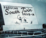 South Twin Drive-In exterior