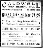 Caldwell Theatre