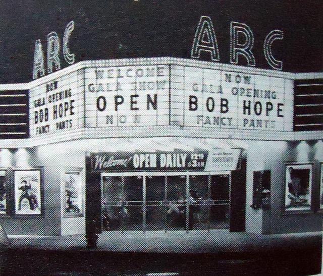 Arc Theatre exterior