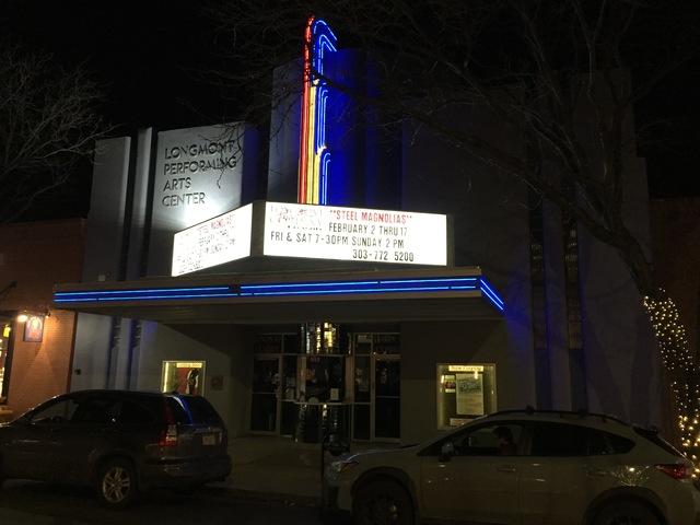 Longmont Performing Arts - 2/18/18