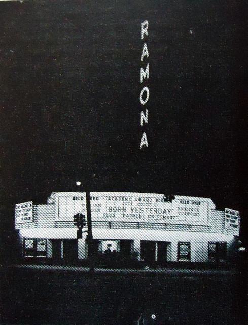 Ramona Theatre exterior