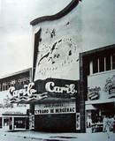 Carib Theatre exterior