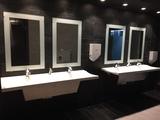 New restroom (men's)