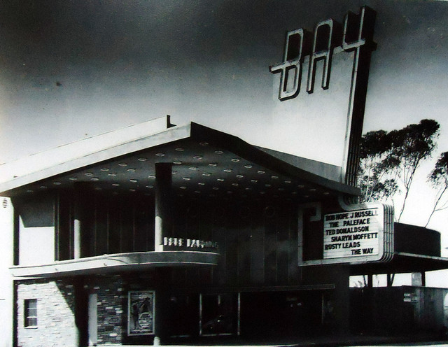 Bay Theatre exterior