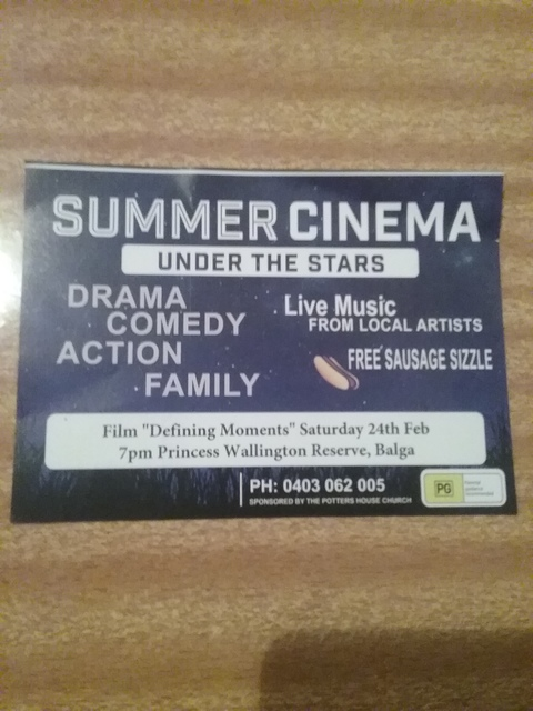 Summer Cinema