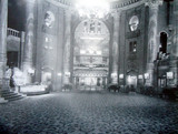 Roxy Theatre lobby area