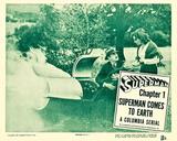 SUPERMAN LOBBY CARD