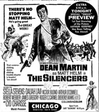 THE SILENCERS(1966)