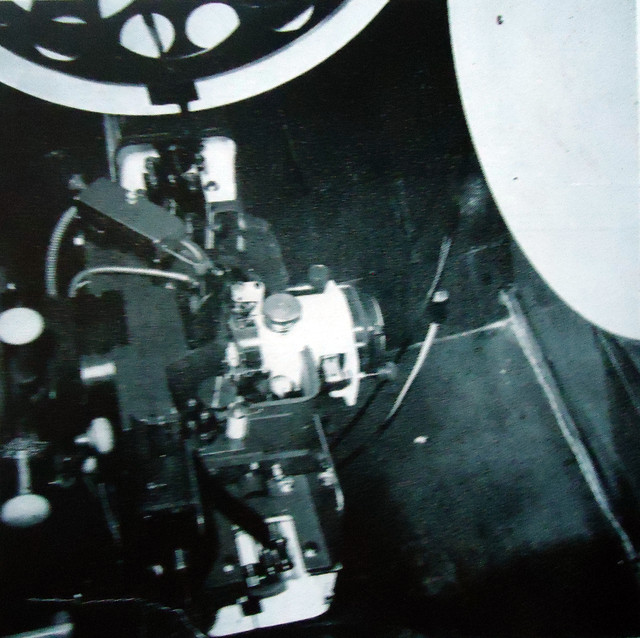 One of Radio City Music Hall's Century VistaVision projectors