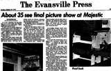 Loew's Majestic - Evansville, IN