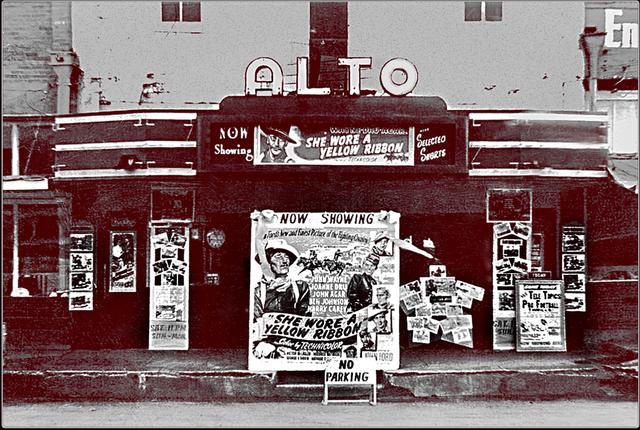 Alto Theatre