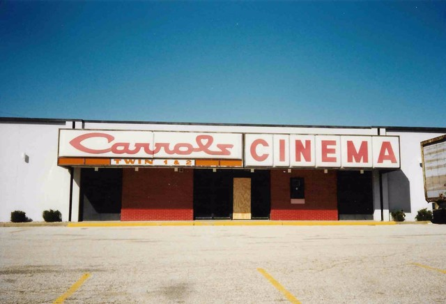 Carrols Twin Cinema - Evansville, IN