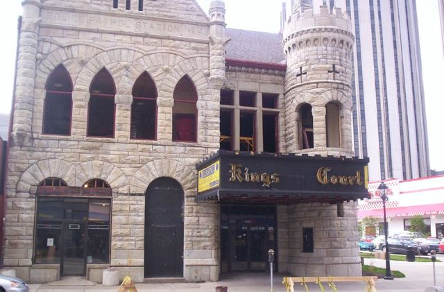Kings Court Theater