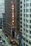 Oriental on Randolph Street