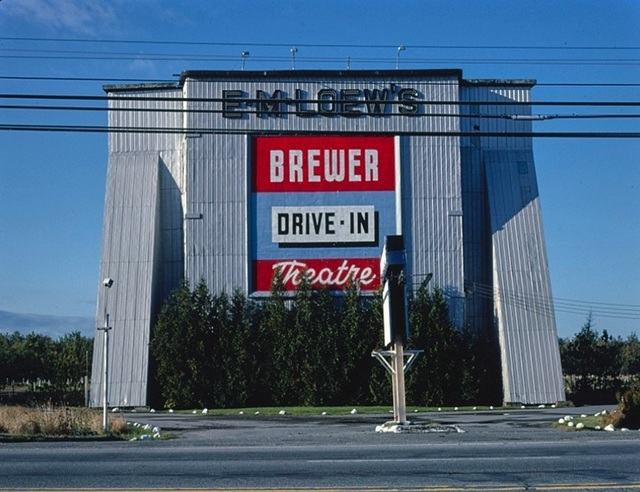 Brewer Drive-In