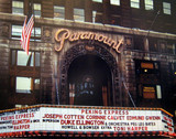 Paramount Theatre exterior (1951)