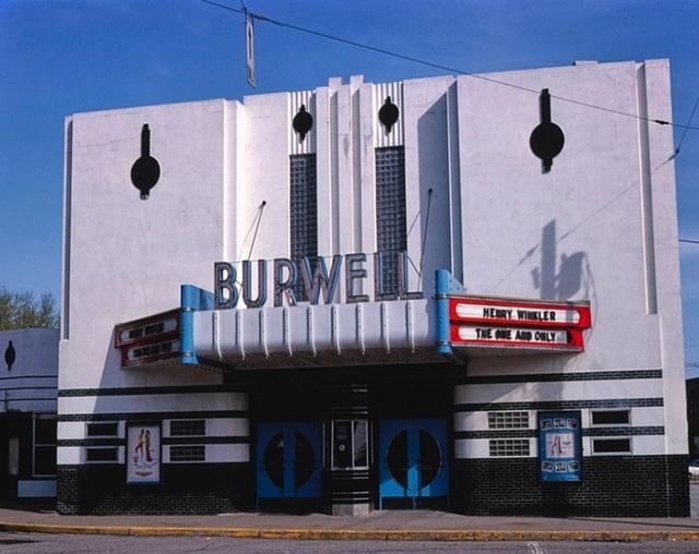 Burwell Theatre