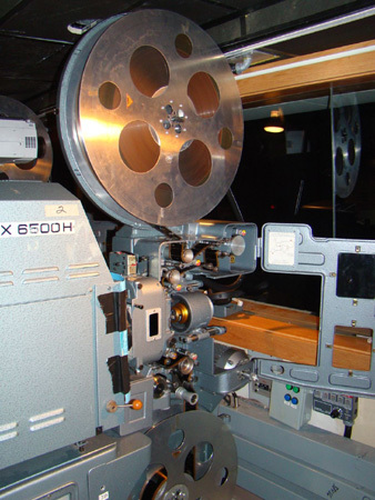 Another Photo from the 70mm Fest in 2010