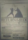 Return of The Jedi 70mm
