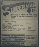Superman III 70mm