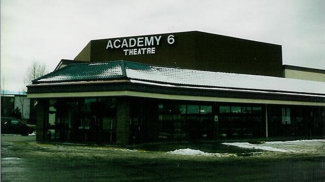 Academy 6 Theater  Colorado Springs, CO  February 1997