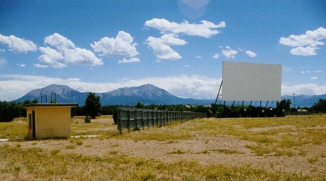 Trail Drive-In  Walsenburg, CO  August 1997 #2