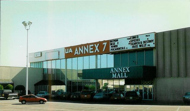 UA Annex 7  Tulsa, OK  1995