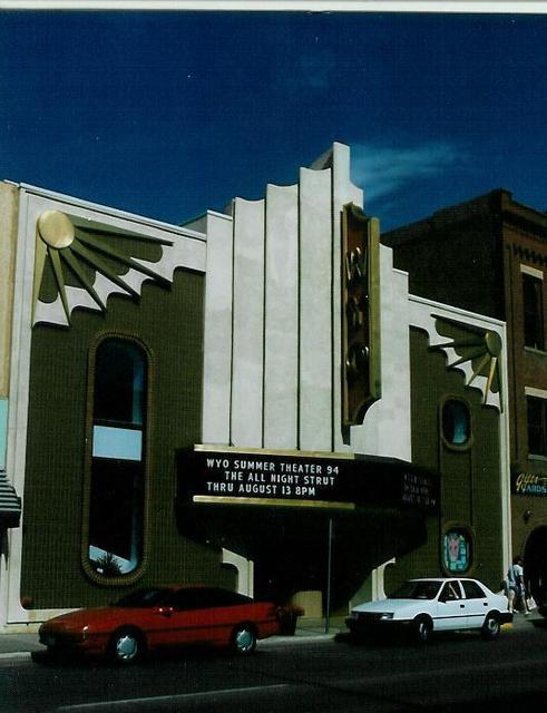 WYO Theater  Sheridan, WY  1994