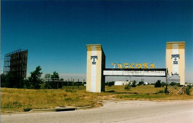 Tascosa Drive-In  Amarillo, TX  1994 #1