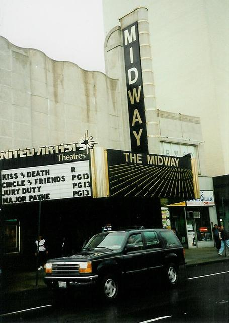 UA Midway Theater  Forest Hills, NY  1995