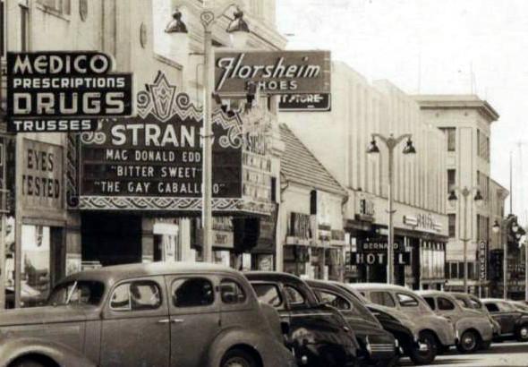 Fox Strand Theatre exterior