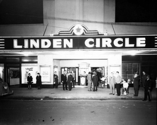 Linden Circle Theatre 1943