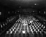 Linden Circle theatre interior 1943
