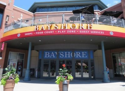 BAYSHORE TOWN CENTER Theatre; Glendale, Wisconsin.